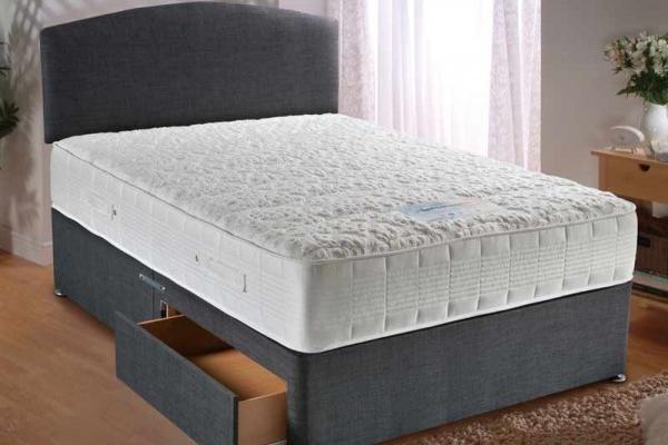Dura Cool Sensation 1500 divan bed