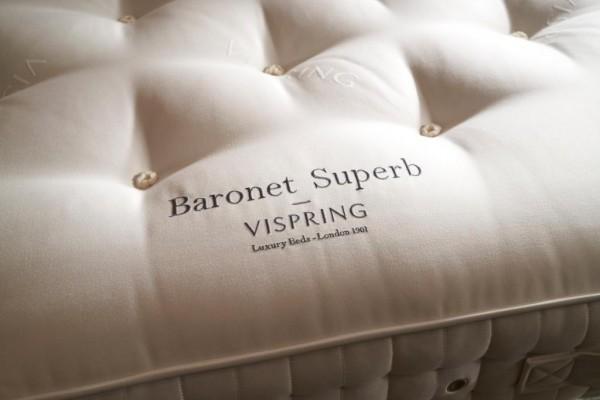Vispring Baronet Superb mattress