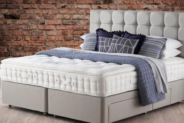 Hypnos Pillow Comfort Coral Mattress