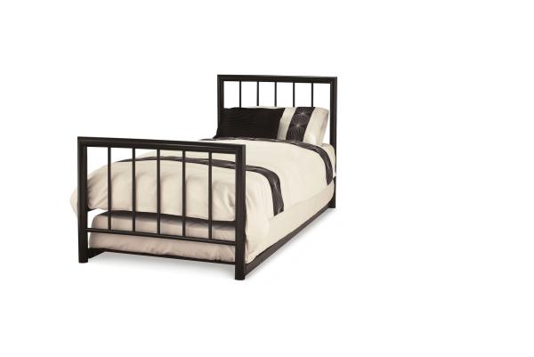 Serene Modena Guest Bed Black