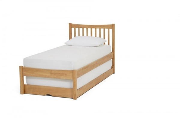 Oak Guest Bed