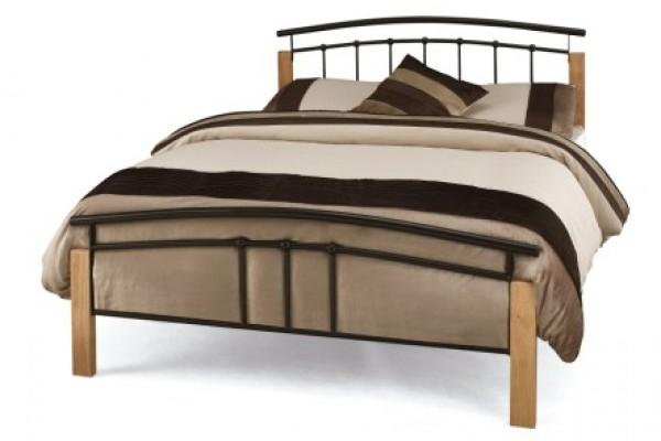 Birlea Tetras Black Bed frame