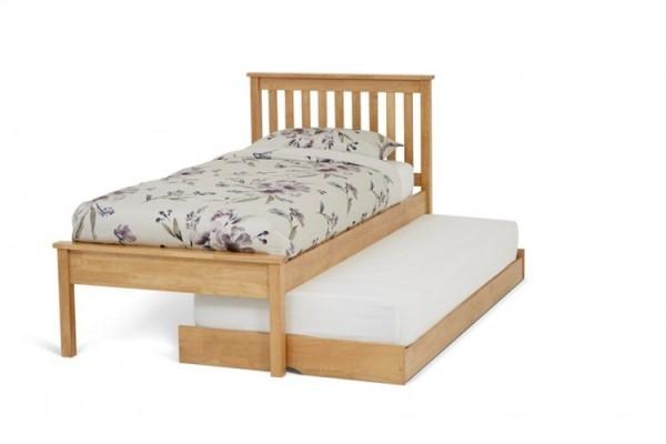 Heather Guest Bed Oak