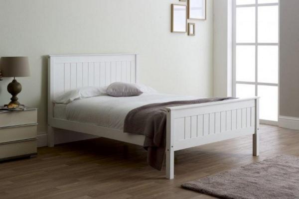 Limelight Taurus High End Bed frame white