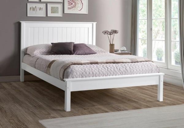 White Limelight Bed frame