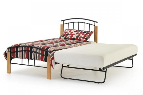 Birlea Tetras Guest Bed - Black