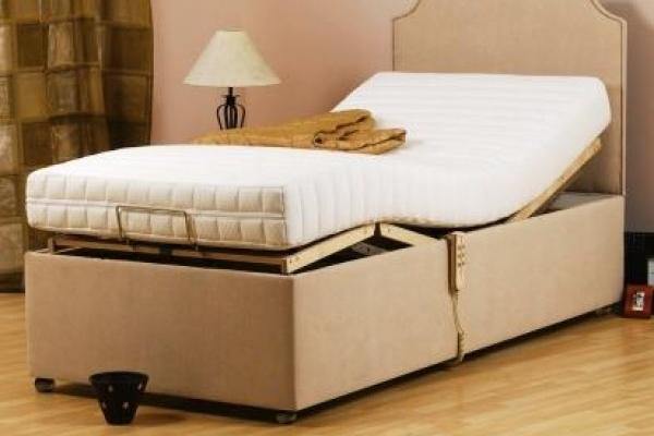 Sweet Dreams Viscomatic Adjustable Bed