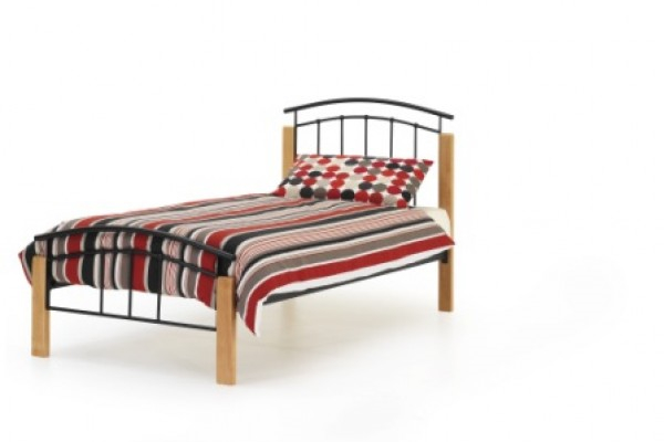 Tetras Black Beech Bed frame