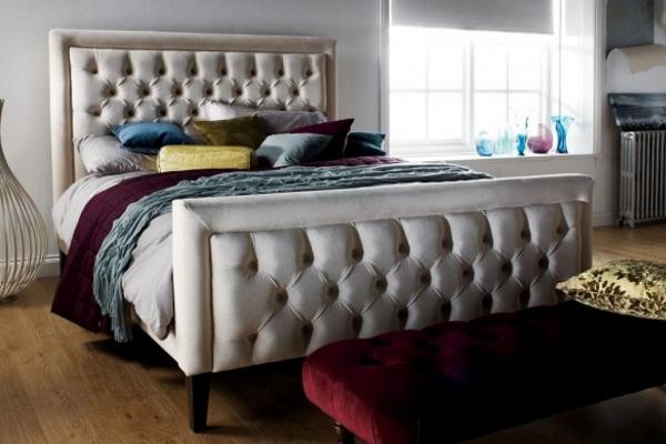 Whitemmeadow Hugo Bed Frame