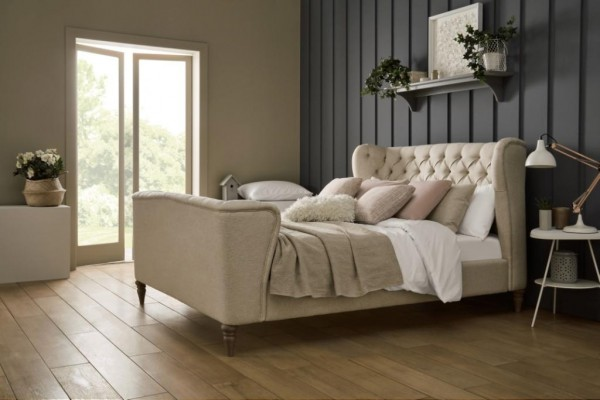 Whitemeadow Brittany Bed Frame