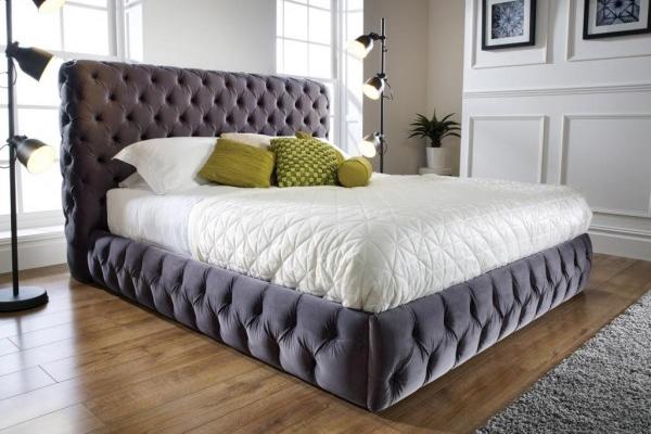 Whitemeadow brixton bed frame
