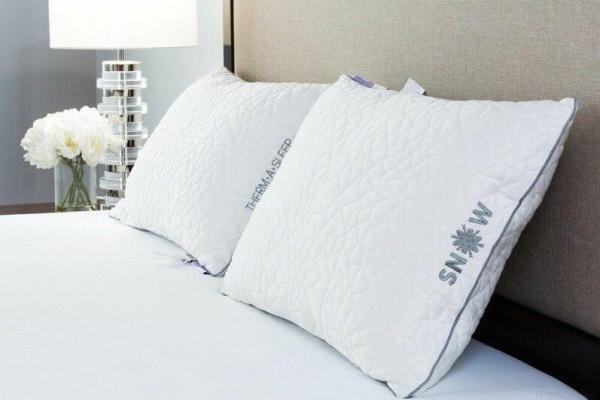 Snow Nordic Pillow