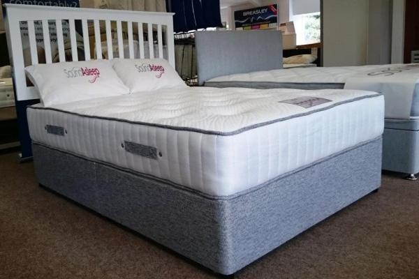 Restzone essential divan base