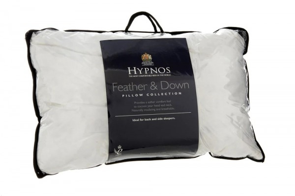 Hypnos Feather And Down Pillow