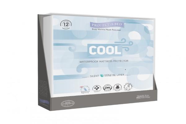 tencel cool mattress protector