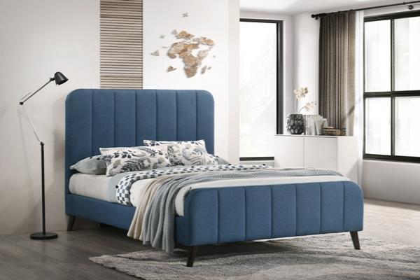 marcel upholstered bed